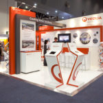 Freeform Exhibit Stands