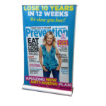 Express 2 Double Sided Banner Stand