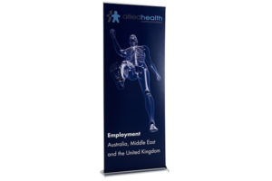 Express 2 Roll Up Banner