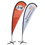 Premium Teardrop Flags